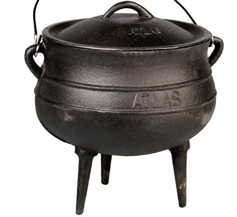 Pot Tawon No 30 other braai outdoor cooking cast iron 3 legged pot no