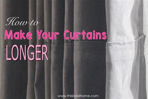 how to make curtains longer how do you make curtains longer curtain menzilperde net