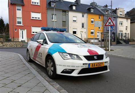 fileluxembourg police car   jpg wikimedia