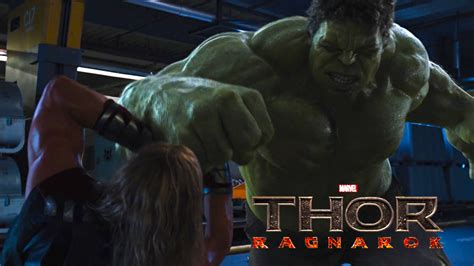 thor ragnarok plot synopsis confirms thor vs hulk battle rumor the incredible hulk is headed to asgard