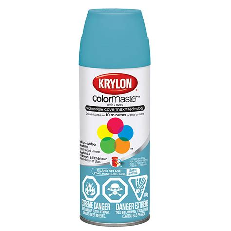 krylon quot colormaster quot indoor outdoor spray paint r 233 no d 233 p 244 t