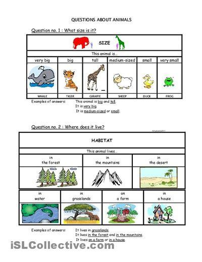 Habitats Worksheets 2nd Grade by Animal Habitats Stuff Animals
