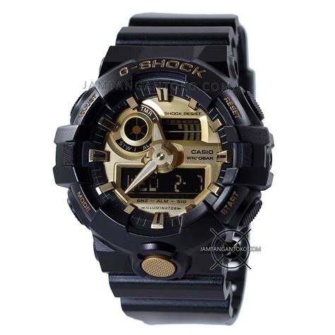 G Shock 5369 Rantai Black Gold gambar jam tangan g shock ori bm ga 710gb 1a black gold