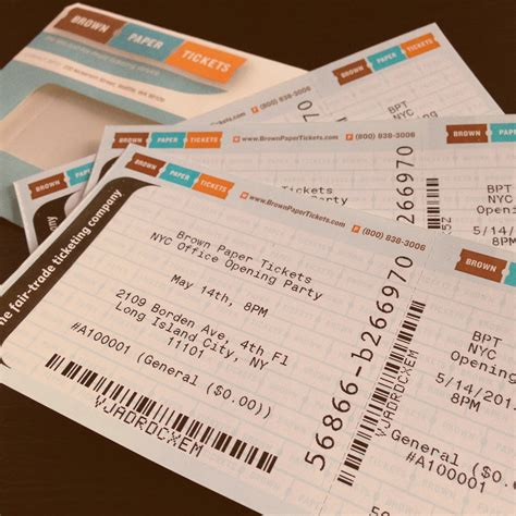 5 ticket templates best ideas of how to make tickets for