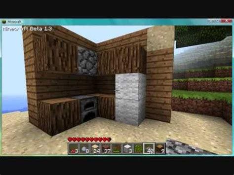 How To Make Furniture In Minecraft by How To Make Furniture In Minecraft