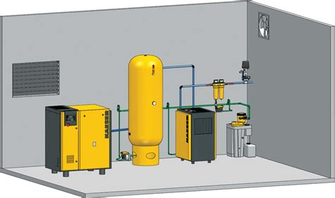 opportunities  enhancing compressed air system performance