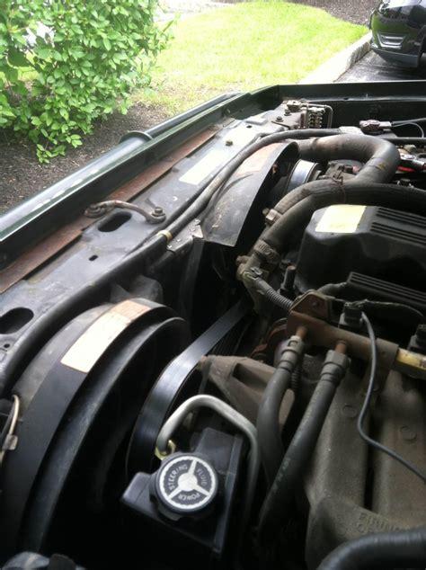 jeep cherokee fan shroud installation overheating at low speed fan clutch fan shroud