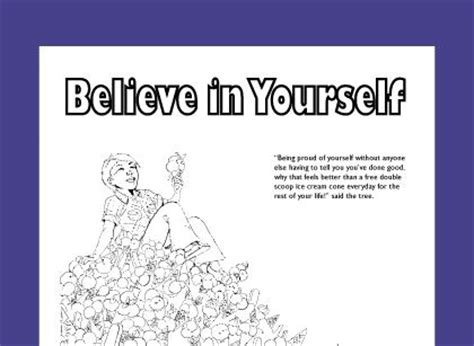 coloring pages respect free free coloring page for teaching self esteem teaching