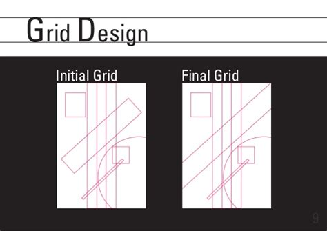 grid layout poster design univers grid poster series
