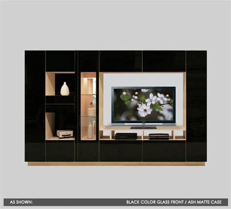 modern wall unit entertainment centers modern wall entertainment units
