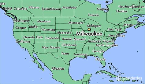milwaukee wisconsin map where is milwaukee wi milwaukee wisconsin map
