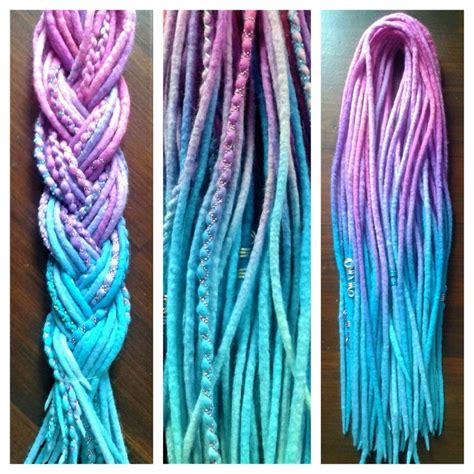 25 best ideas about synthetic dreads on pinterest 25 best ideas about wool dreads on pinterest colored