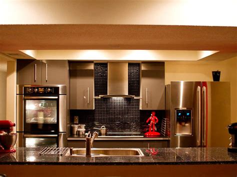 modern kitchen layout ideas galley kitchen designs hgtv