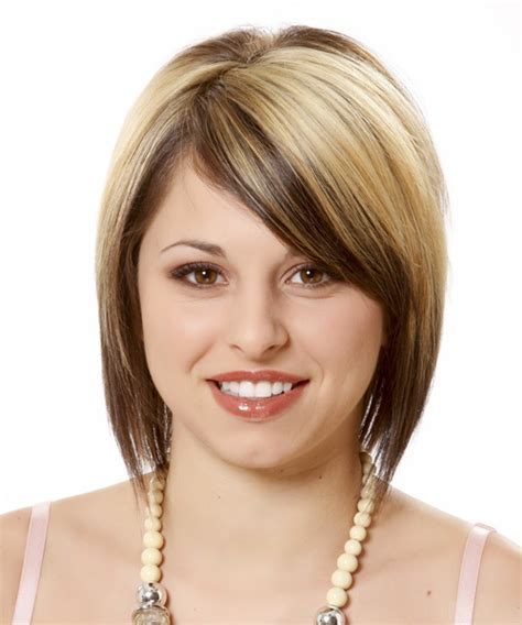 hairstyles for round face short short hairstyles for round faces