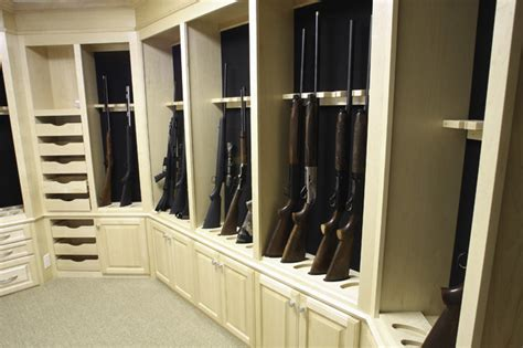 Closet Gun Rack by Venecia Mediterranean Closet Milwaukee By Barenz