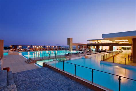 Pool Dining Room Table by Kos Resorts Mikri Poli Kos Family Friendly Resort