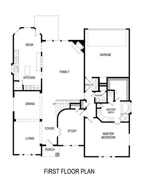 builders home plans beautiful homes floor plans new home plans design