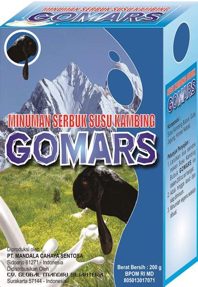 gomars kambing etawa herbaluh 085640111228