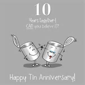 best 25 10th wedding anniversary ideas on