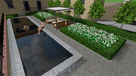 progetto piccolo giardino rettangolare progetto piccolo giardino rettangolare