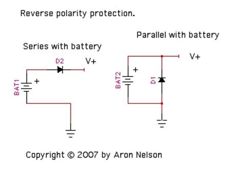 protection diode in parallel protection diode in parallel 28 images how to connect diodes in parallel for high current