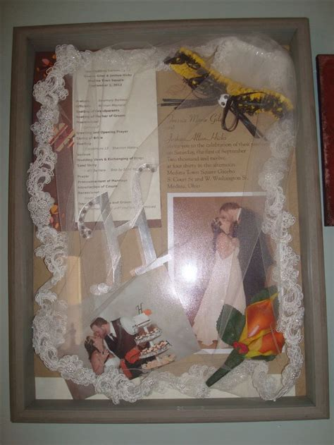 Wedding Shadow Box Ideas by 27 Best Buckeyes Wedding Images On Wedding