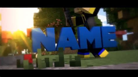 minecraft intro template blender 171 minecraft 187 intro template blender c4d ae free