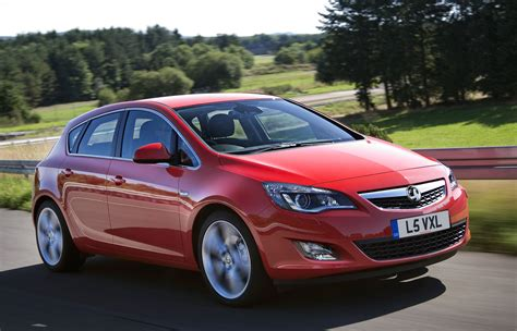 vauxhall vauxhall vauxhall astra won quot best new car quot from 2010 fleet world awards
