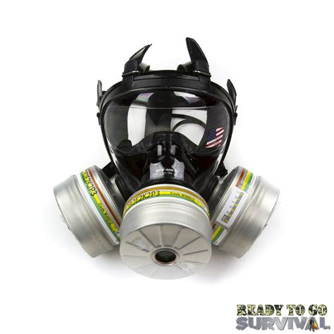 Masker Filter grade gas mask by mestel sge 400 3 gas mask
