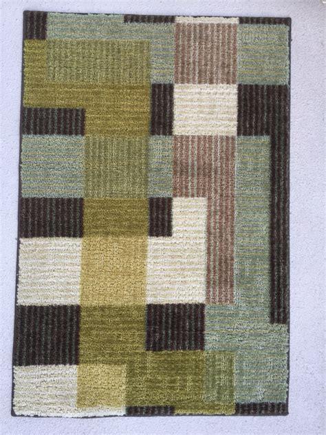 mohawk washable rugs letgo mohawk rubber backed washable rug in burbank ca
