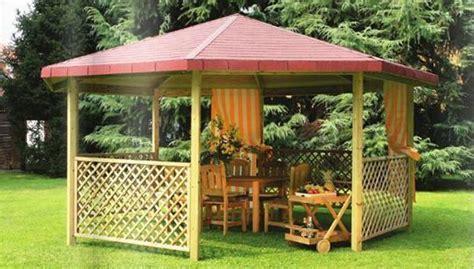 struttura gazebo in legno gazebo in legno modelli caratteristiche e normative