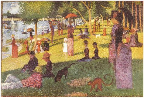 georges seurat most famous paintings 301 moved permanently