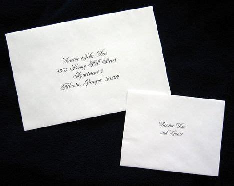 best 25 addressing wedding envelopes ideas on envelope addressing etiquette