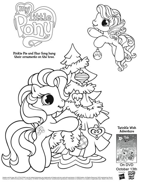 my little pony coloring pages christmas my little pony my little pony pinterest