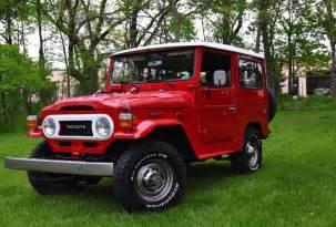 Toyota Fj40 Landcruiser Sale Restored 1978 Toyota Land Cruiser Fj40 Bring A Trailer