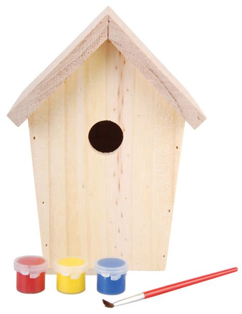buy house paint buy paint your own bird house