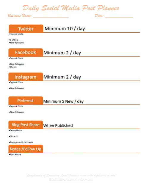 Can Calendars Be Sent Media Mail Get Organized With A Social Media Post Planning Calendar