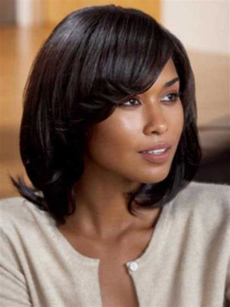 layered long bob hairstyles for black women 20 cute bob hairstyles for black women short hairstyles