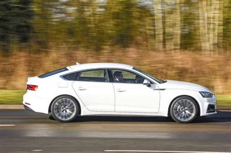 Audi A5 Sportback Test by Four Door Coupe Twin Test Audi A5 Sportback V Bmw 4