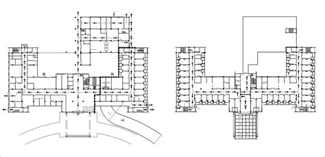 hospital laundry layout plan cad dwg hospital design drawings cad files dwg files plans