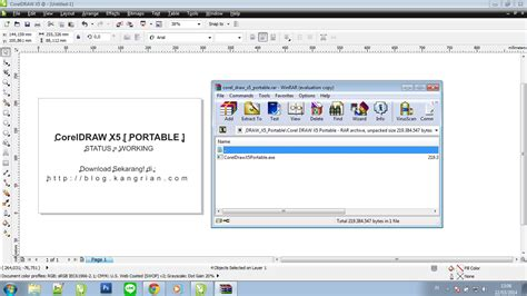 corel draw x5 mirror f e n corel draw x5 full version portable