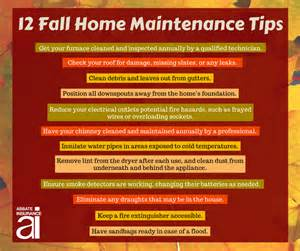 home maintenance tips 12 fall maintenance tips for your home abbate insurance