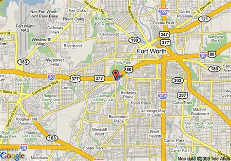 fairfield texas map map of fairfield inn fort worth university fort worth