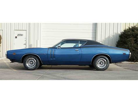 1971 dodge charger for sale 1971 dodge charger r t for sale classiccars cc 737573