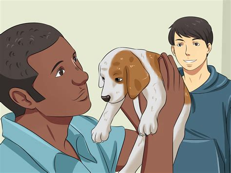 how to properly house train a dog how to house train a puppy with pictures wikihow