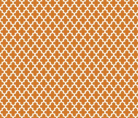 Custom Bathrooms Designs burnt orange moroccan fabric sweetzoeshop spoonflower