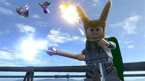 Kaset Ps 4 Lego Marvel Avangers lego marvel s ps4 the gamesmen