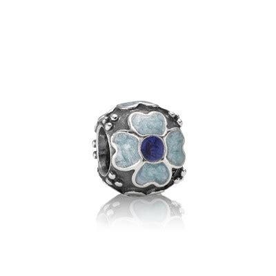 blue enamel 790433eb charms pandora