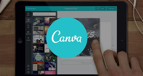 canva insert image how create awesome free graphic posts with canva sabrina