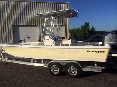 ranger center console boat 2016 new ranger 240 bahia center console fishing boat for